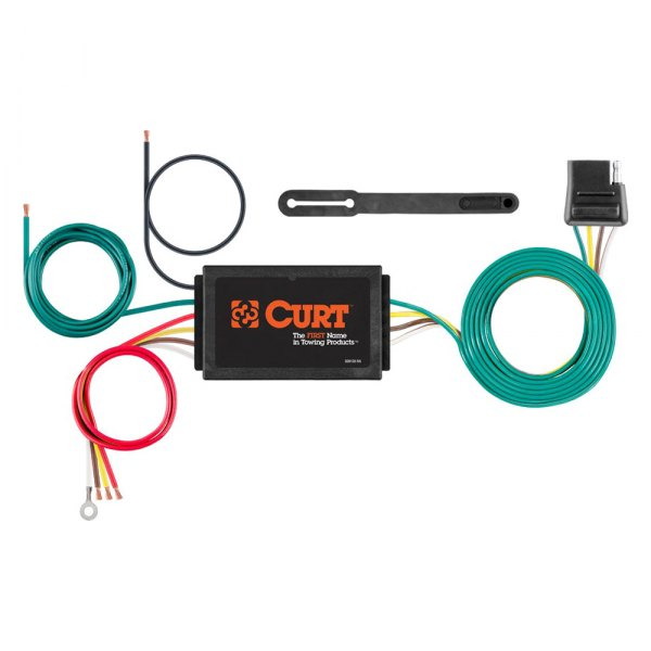 CURT® - Toyota Prius 2013 Towing Wiring Harness