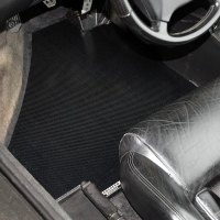 Fabspeed - Carbon Fiber Track Floor Mats
