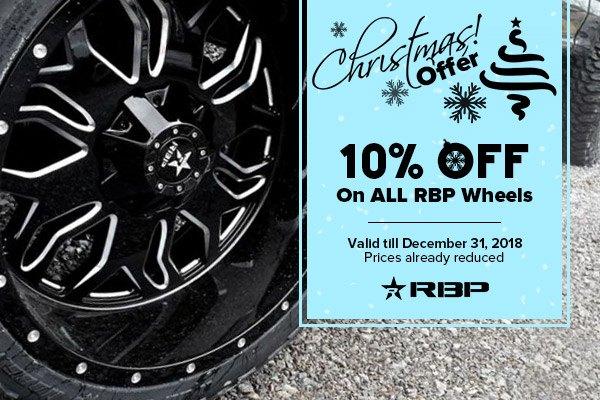 Custom Wheels, Chrome Rims, Tire Packages at CARiD