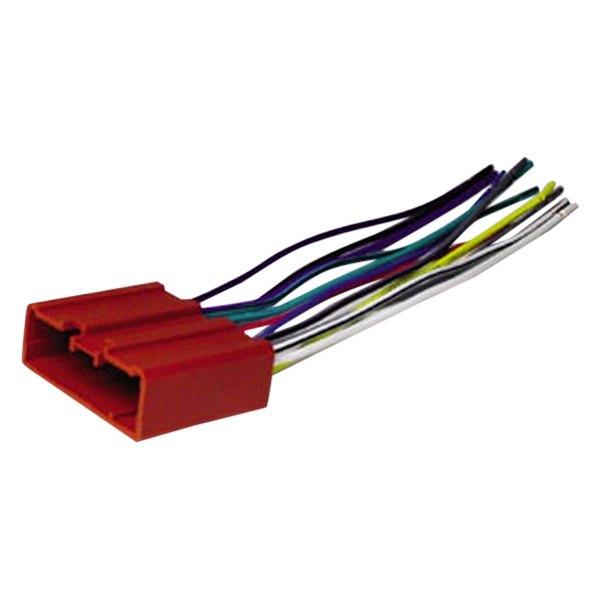 Scosche® MA03B - Aftermarket Radio Wiring Harness with OEM Plug