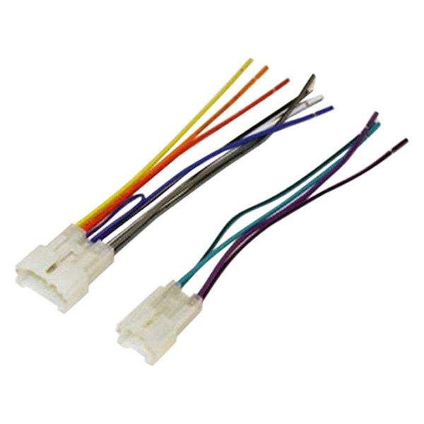 Scosche Wiring Harness Wiring Diagram