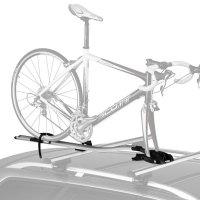 Thule - Honda Odyssey 2011 OutRide Roof Mount Bike Rack ...