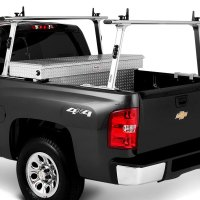 Toyota tacoma shell rack