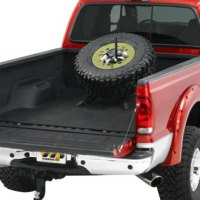 Truck Bed Mounted Spare Tire Carriers  CARiD.com