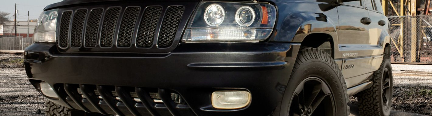 2000 Jeep Grand Cherokee Accessories  Parts at CARiD