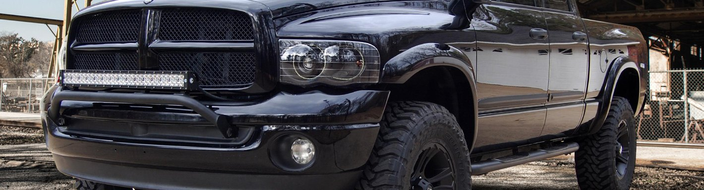 Dodge Ram Accessories Parts