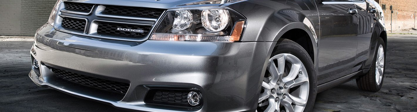 2010 Dodge Avenger Accessories  Parts at CARiD