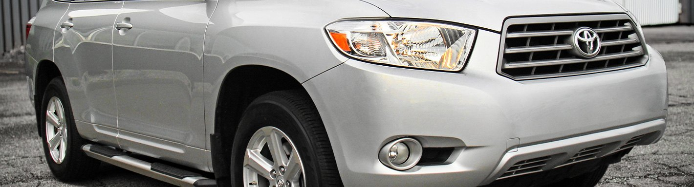 2011 Toyota Highlander Accessories  Parts at CARiD