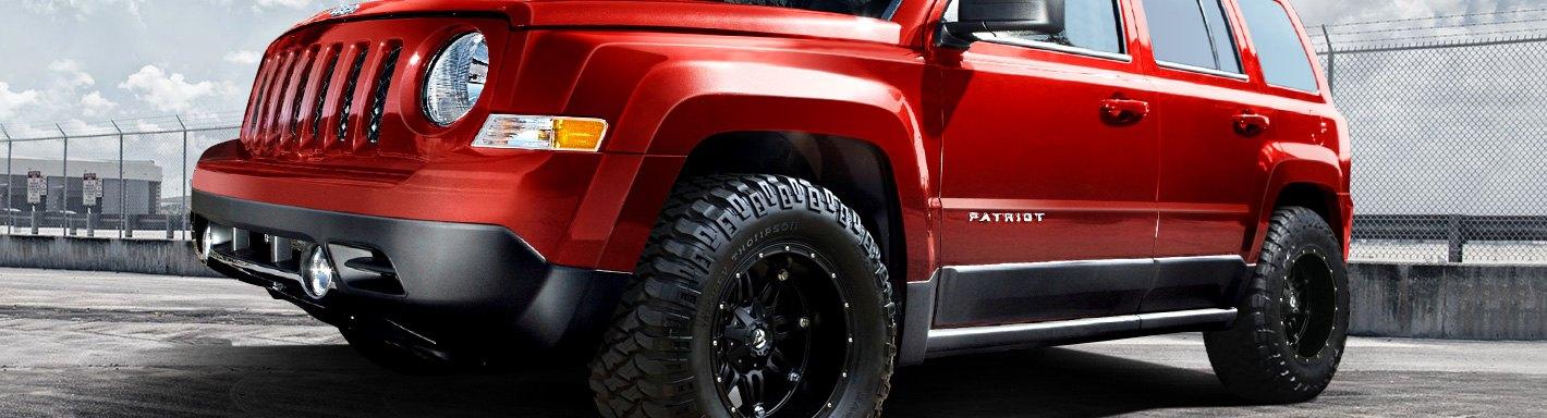 2011 Jeep Patriot Accessories  Parts at CARiD