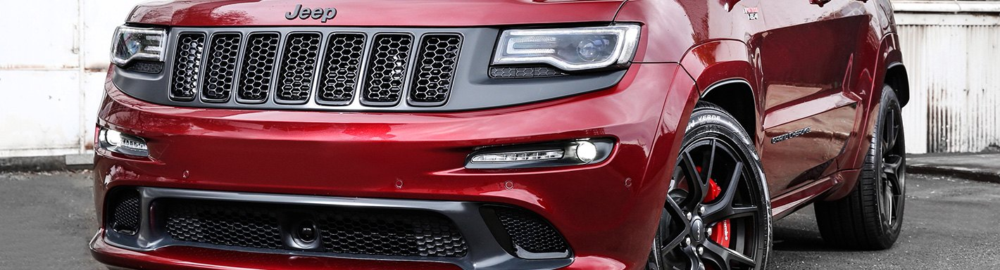 2016 Jeep Grand Cherokee Accessories  Parts at CARiD