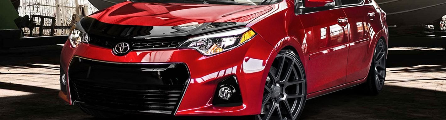 2014 Toyota Corolla Accessories  Parts at CARiD