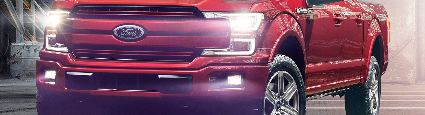2018 Ford F-150 Accessories  Parts at CARiD