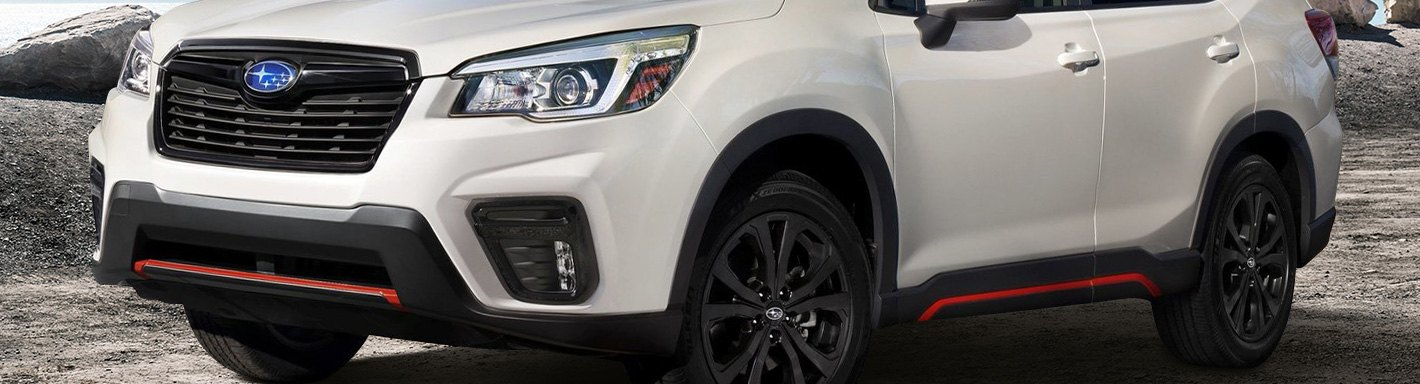 2019 Subaru Forester Accessories  Parts at CARiD