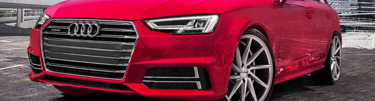 Audi A4 Accessories  Parts - CARiD