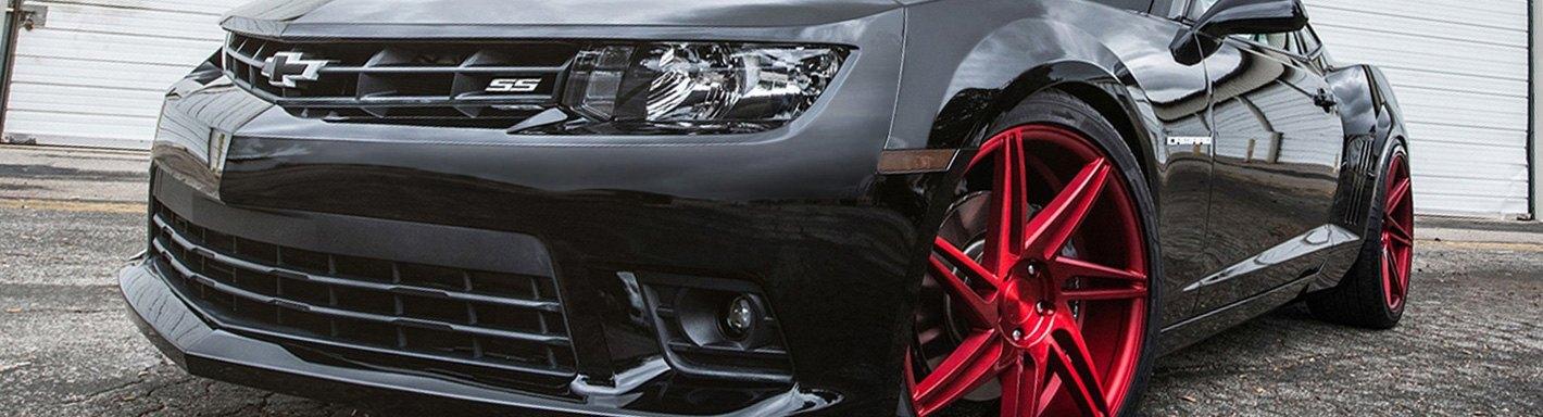 Chevy Camaro Accessories  Parts - CARiD