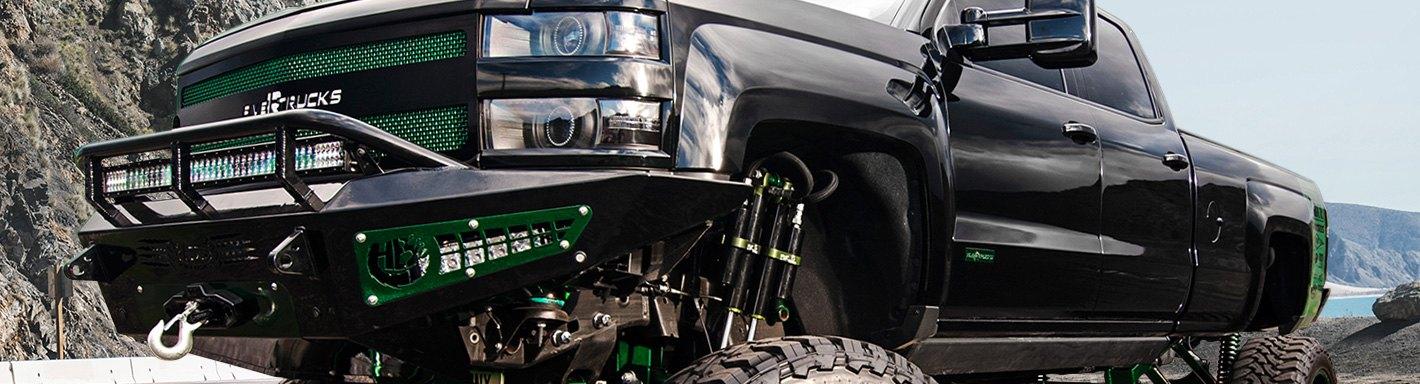 Chevy Silverado 2500 Accessories  Parts - CARiD