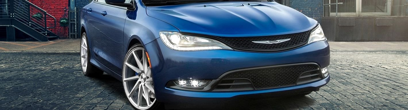 Chrysler 200 Accessories  Parts - CARiD