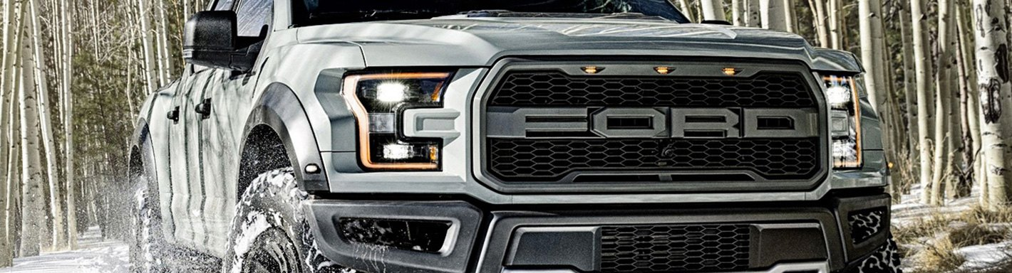 Ford F-150 Accessories  Parts - CARiD