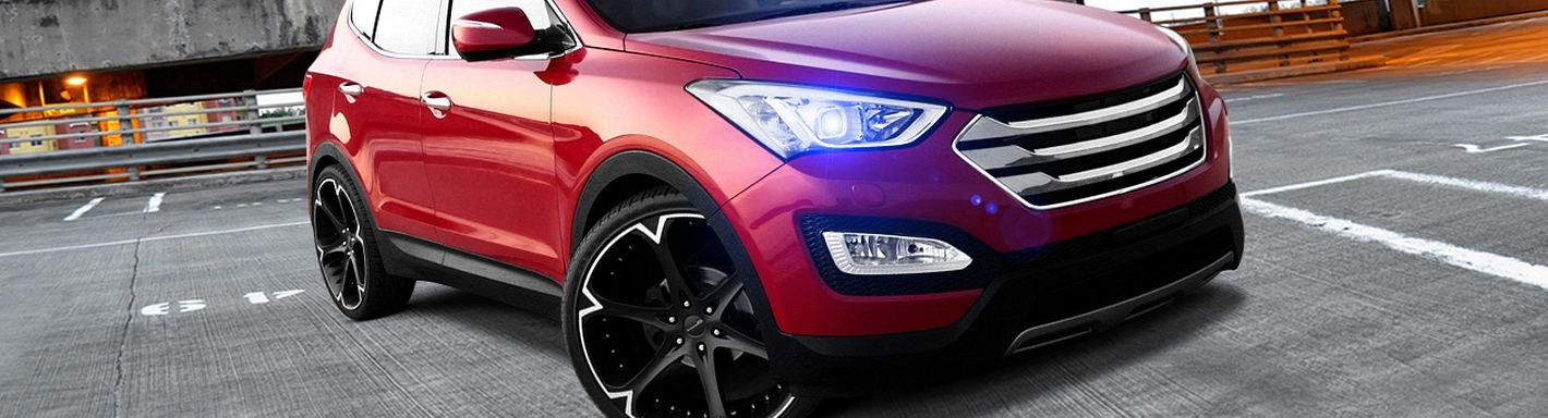 Hyundai Santa Fe Accessories  Parts - CARiD