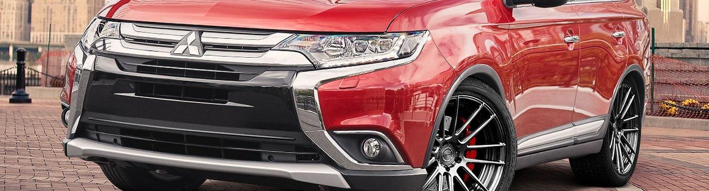 Mitsubishi Outlander Accessories  Parts - CARiD