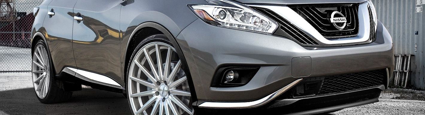 Nissan Murano Accessories  Parts - CARiD