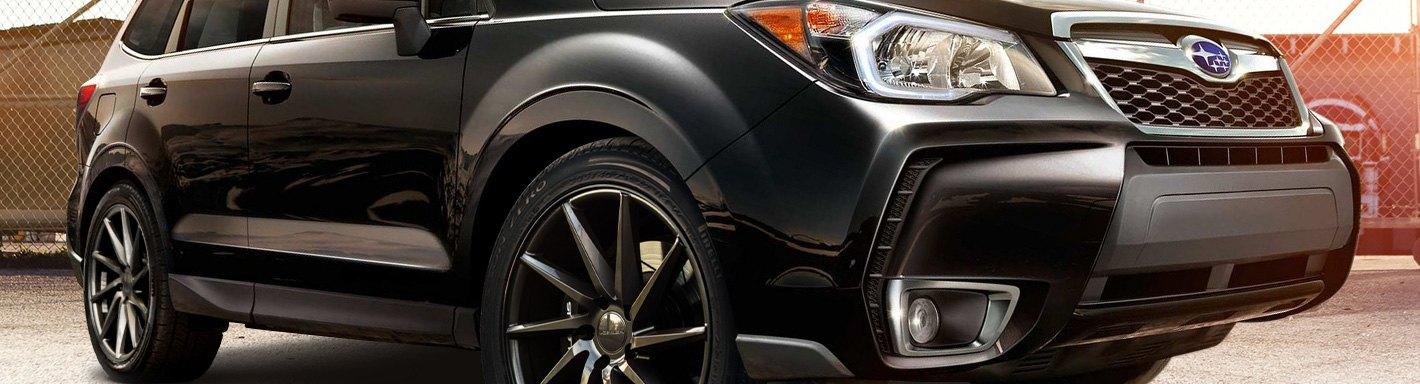 Subaru Forester Accessories  Parts - CARiD