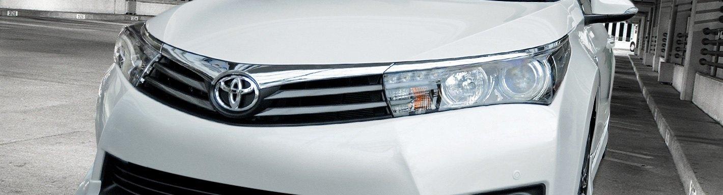 Toyota Corolla Accessories  Parts - CARiD