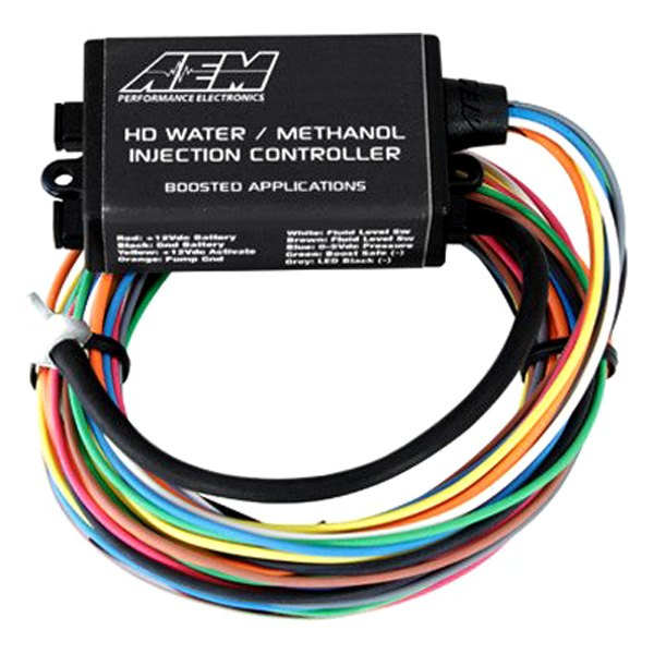 AEM Electronics® - Water/Methanol Injection Controller