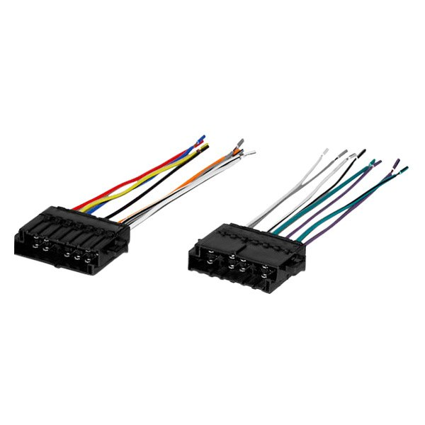 factory wiring harness for radio aftermarket radio wiring harness