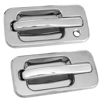 AMI 601C - Chrome Billet Door Handles Assembly