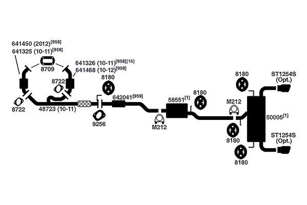 95 Ford Ranger Exhaust Diagram \u2013 Vehicle Wiring Diagrams