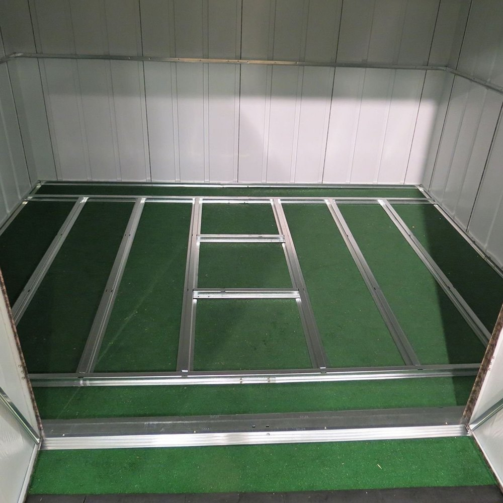 Arrow Storager Fbsds108 Floor Frame Kit For 1039 X 839 Sheds