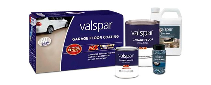 Valspar Garage Floor Coating Simple We Went To Lowes And