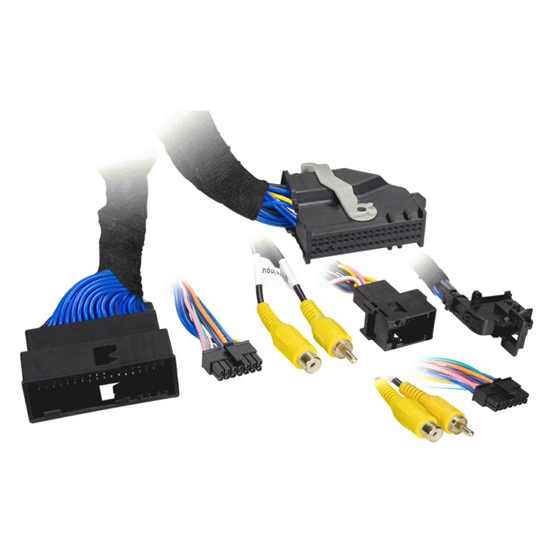 For Ford Edge 11-18 Axxess Aftermarket Radio Wiring Harness w Plug