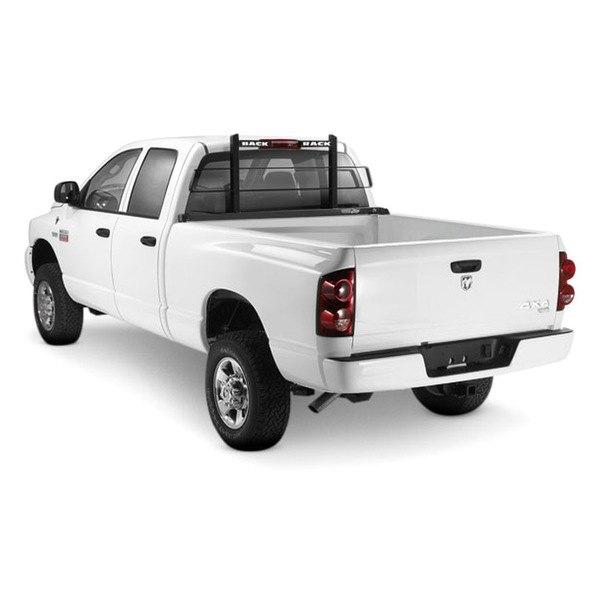 Backrackr Chevy Silverado 2014 2016 Cab Guard