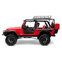 Body Armor - Jeep Wrangler 2004 Roof Rack