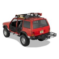 Warrior - Jeep Cherokee 1984-2001 Roof Rack