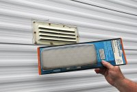 Camco 42147 - RV Stove Vents Insect Screen