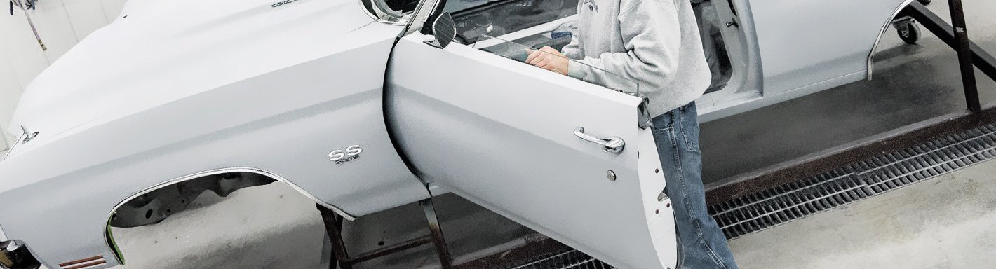 Ford E-series Replacement Doors  Components \u2013 CARiD