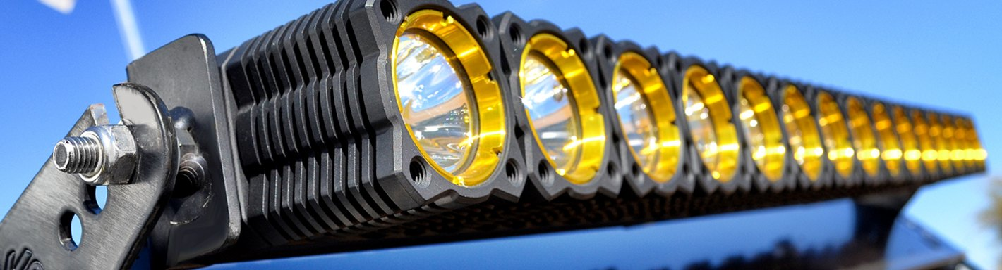 Jeep Grand Cherokee Off-Road Lights LED, HID, Fog, Driving, Light Bars