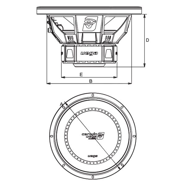 subwoofer wiring diagram for 1 dvc 2 ohm
