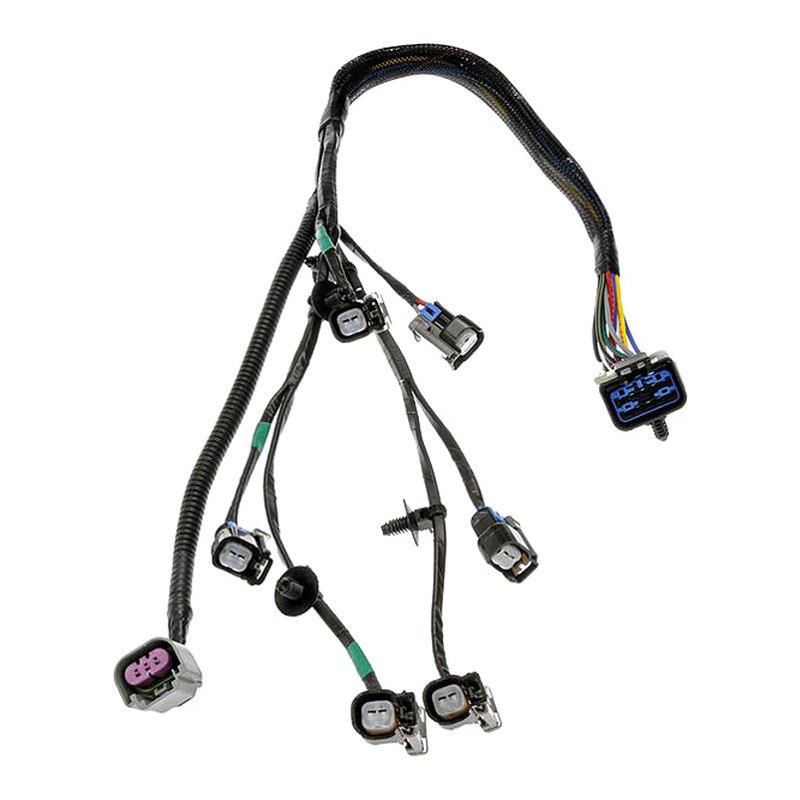 dodge wiring harness repair and replacement