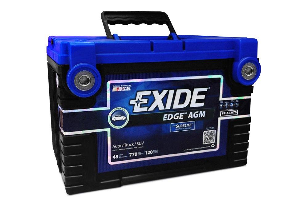 Exide Technologies™ Automotive  Marine Batteries - CARiD