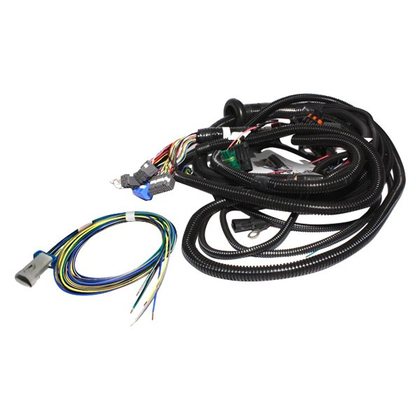 automobile audio wiring harnesses