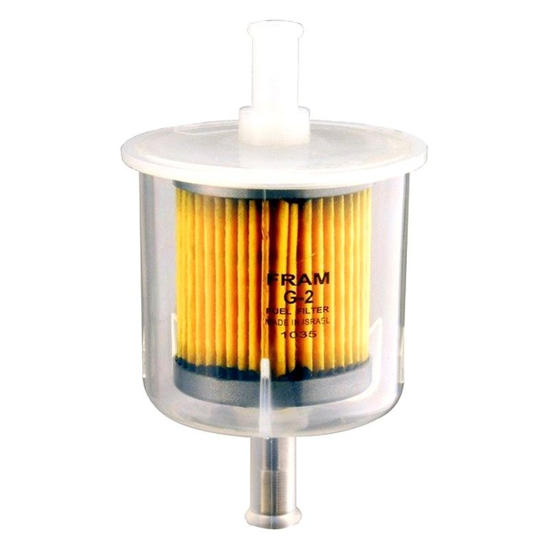 Fram® G2 - In-Line Gasoline Fuel Filter