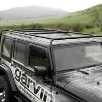 Garvin Wilderness 44092 - Adventure Roof Rack