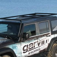 Garvin Wilderness 44094 - Adventure Roof Rack