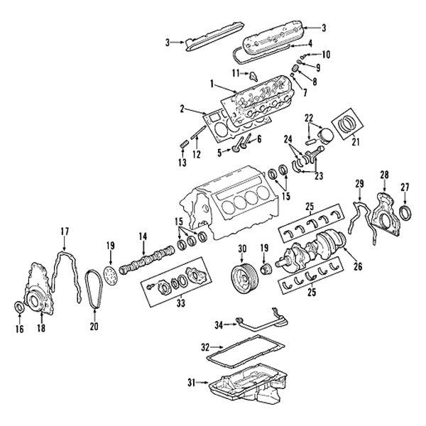 4 8 Chevy Engine Diagram Schematic Diagram Electronic Schematic