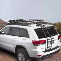 Gobi Roof & Top View Of GOBI Ranger Roof Rack | GJJKRR2