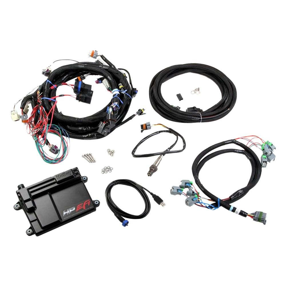 gm truck fuel injector wiring harness